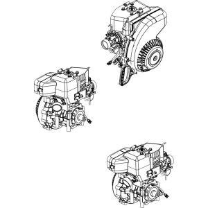 Двигатель К90500250