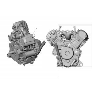 Двигатель ODES V800 cc