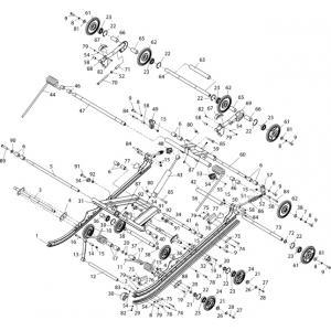 Движитель C40200600-01