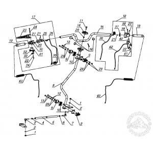 Управление рулевое L10300100-01