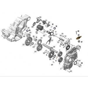 Коробка передач (двигатель)